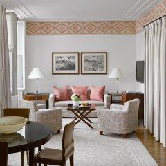 Four Seasons Hotel Milano 5* Представительский люкс с различными типами кроватей фото 3