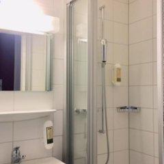 Hotel Hottingen 2* Стандартный номер с различными типами кроватей фото 9