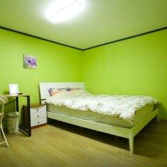 Отель Cozy Place in Itaewon Стандартный номер с различными типами кроватей фото 9