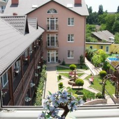 Griboff-hotel балкон