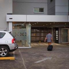 Апартаменты Quest Apartments Suva парковка