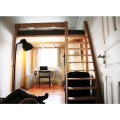 Liv'in Lisbon Hostel Стандартный номер с различными типами кроватей фото 4