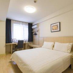 Отель Jinjiang Inn Xi'an Mingguang Road комната для гостей фото 6