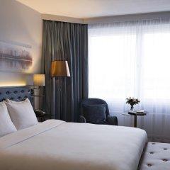 Отель Hilton Helsinki Strand 4* Люкс с различными типами кроватей