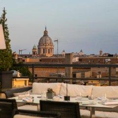 The First Luxury Art Hotel Roma питание фото 2