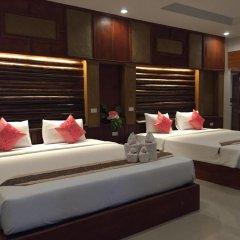 Отель Dusit Buncha Resort Koh Tao 3* Стандартный номер с 2 отдельными кроватями фото 3