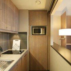 Отель Aparthotel Adagio Liverpool City Centre 4* Студия с различными типами кроватей фото 2