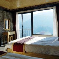 Phuong Nam Mountain View Hotel 3* Стандартный номер с различными типами кроватей фото 2