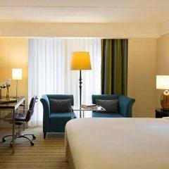 Renaissance Amsterdam Hotel 5* Стандартный номер с различными типами кроватей