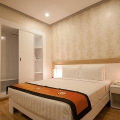 Saga Hotel 2* Стандартный номер с различными типами кроватей