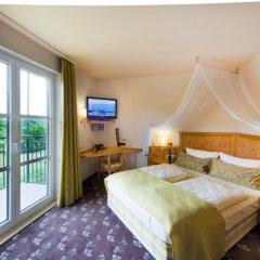 Отель Akzent Waldhotel Rheingau 4* Номер Делюкс с различными типами кроватей фото 4