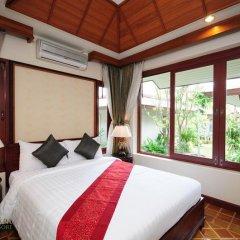 Отель Bhumlapa Garden Resort 3* Вилла Делюкс с различными типами кроватей фото 5