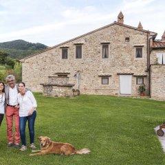 Отель Allegro Agriturismo Argiano Ареццо с домашними животными