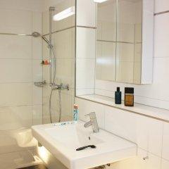 Отель Swiss Star Franklin Цюрих ванная фото 2
