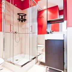 Отель Plaza Mayor II Испания, Мадрид - отзывы, цены и фото номеров - забронировать отель Plaza Mayor II онлайн ванная