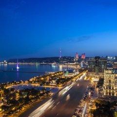 Отель JW Marriott Absheron Baku Азербайджан, Баку - 10 отзывов об отеле, цены и фото номеров - забронировать отель JW Marriott Absheron Baku онлайн балкон