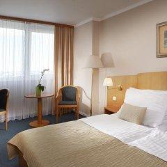 Orea Hotel Pyramida 4* Стандартный номер с различными типами кроватей фото 5