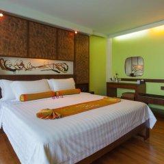 Отель The Bliss South Beach Patong комната для гостей