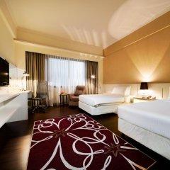 Village Hotel Bugis 4* Номер Делюкс с различными типами кроватей фото 4