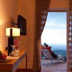 Отель Vilafoîa AL 3* Стандартный номер двуспальная кровать фото 3