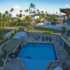 Отель Pousada Doce Cabana бассейн фото 3
