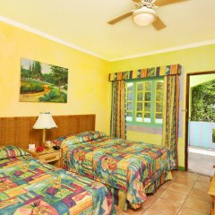 Doctors Cave Beach Hotel 2* Стандартный номер с различными типами кроватей фото 2
