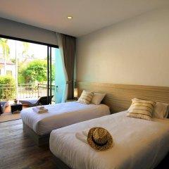 Отель The Fusion Resort 3* Улучшенный номер с 2 отдельными кроватями фото 6