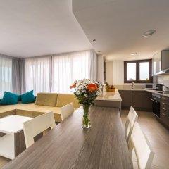 Отель Apartotel Ferrer Skyline Испания, Сьюдадела - отзывы, цены и фото номеров - забронировать отель Apartotel Ferrer Skyline онлайн комната для гостей