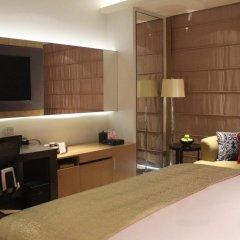 Wongtee V Hotel 5* Улучшенный номер с различными типами кроватей фото 4