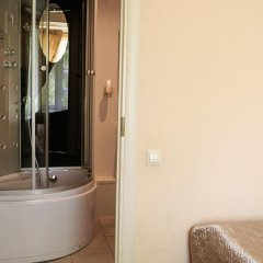 Гостиница Единство ванная фото 2