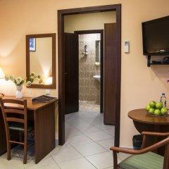 Малетон Отель 3* Стандартный номер с разными типами кроватей фото 9