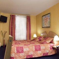 Grand Hotel du Calvados 3* Стандартный номер с различными типами кроватей фото 6