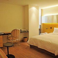 Grammos Hotel 3* Улучшенный номер с различными типами кроватей фото 5