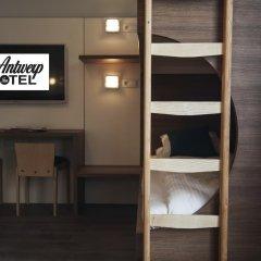 Отель Antwerp Inn 3* Стандартный семейный номер с двуспальной кроватью фото 5