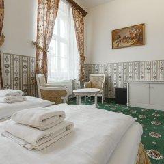 Отель Trinidad Prague Castle 4* Стандартный номер фото 27
