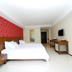 Lub Sbuy House Hotel 3* Номер Делюкс с различными типами кроватей фото 20