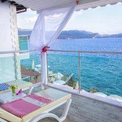 Green Beach hotel Kaş Семейный люкс фото 2