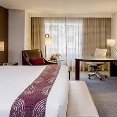 Отель Grand Hyatt Washington 4* Стандартный номер с различными типами кроватей фото 2