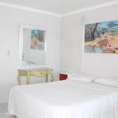 Hotel Don Michele 4* Номер Делюкс с различными типами кроватей