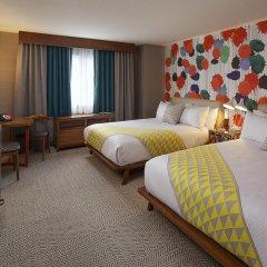 Отель The Kinney Venice Beach 2* Стандартный номер с 2 отдельными кроватями
