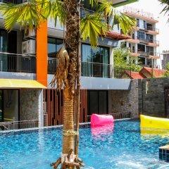Отель Relife Condo бассейн