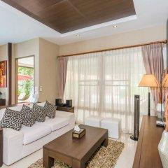 Отель The Ville Pool Villa Jomtien 3* Вилла с различными типами кроватей фото 20