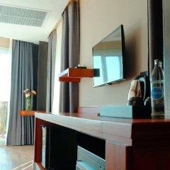 Отель Dang Derm in The Park Khaosan 3* Номер Делюкс с различными типами кроватей фото 4
