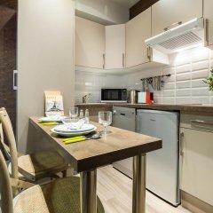 Отель Azur City Home Улучшенная студия с различными типами кроватей фото 6