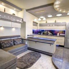Апартаменты Ривьера Апартаменты Улучшенные апартаменты разные типы кроватей фото 4