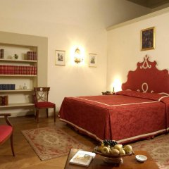 Отель Palazzo Niccolini Al Duomo 4* Номер Делюкс с различными типами кроватей фото 10