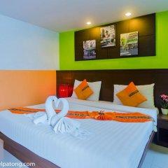 Green Harbor Patong Hotel 2* Стандартный номер двуспальная кровать фото 3