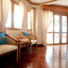 Отель Tanaosri Resort 3* Люкс с различными типами кроватей фото 5