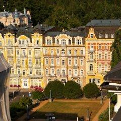 Отель Flora Чехия, Марианске-Лазне - отзывы, цены и фото номеров - забронировать отель Flora онлайн фото 2
