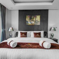 Отель Villas In Pattaya 5* Вилла Премиум с различными типами кроватей фото 8